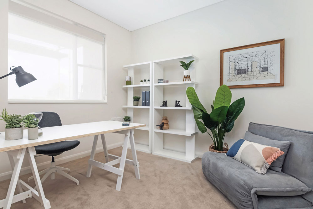 Donington Gardens Apartment Office